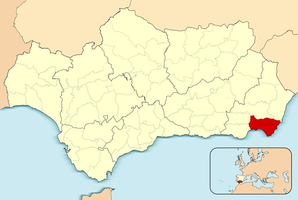 Comarca Metropolitana de Almería