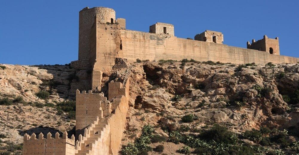 Murallas de Jayrán - Almería