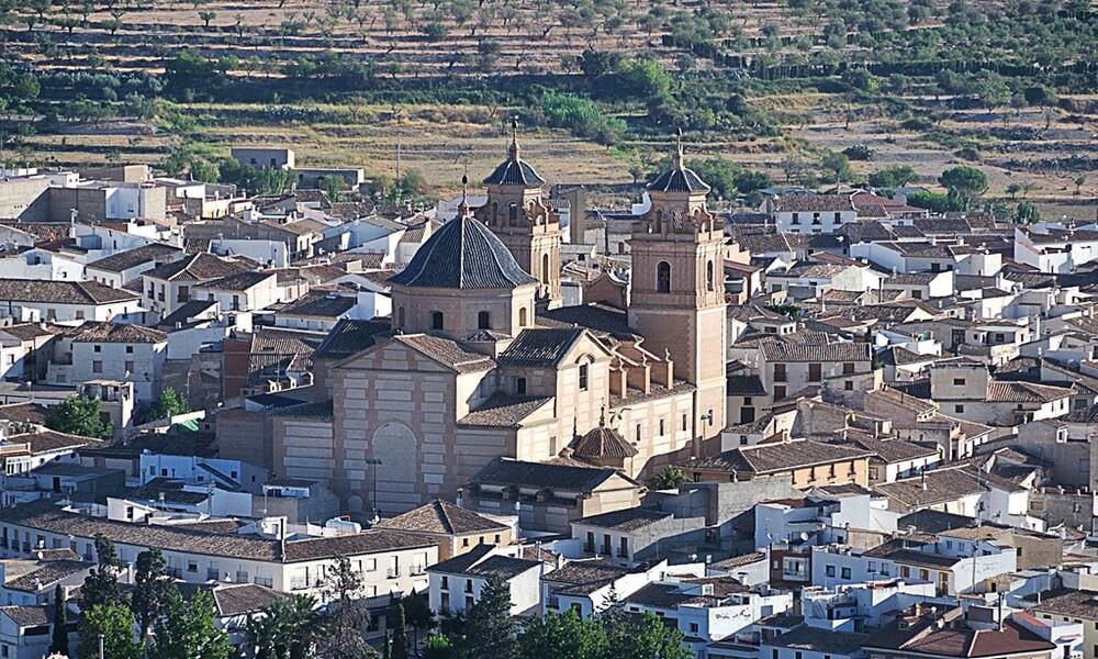 Iglesia Parroquial Nuestra Señora de la Encarnación Vélez-Rubio