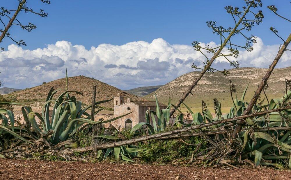 Cortijo del fraile (Cabo de Gata)
