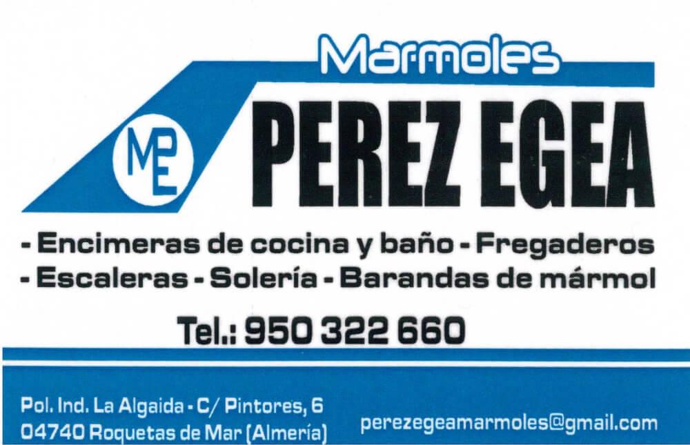 Mármoles Pérez Egea