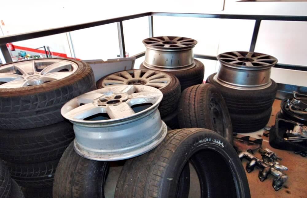 Neumáticos Roquetas - Roquetas de Mar