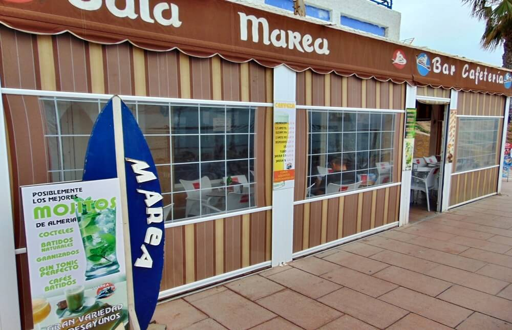 Marea Cafe - Roquetas de Mar