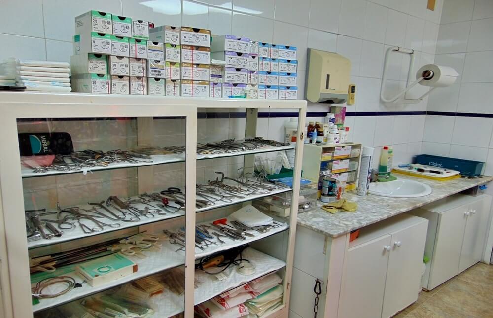 Clínica Veterinaria Roquetas
