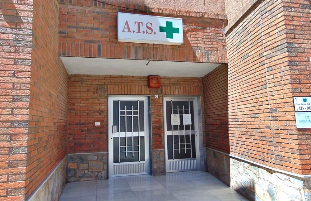 Consulta de Enfermería César Merino Rodríguez - Roquetas de Mar
