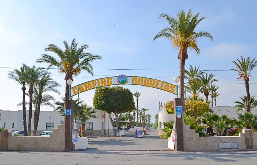 Roquetas Camping - Roquetas de Mar