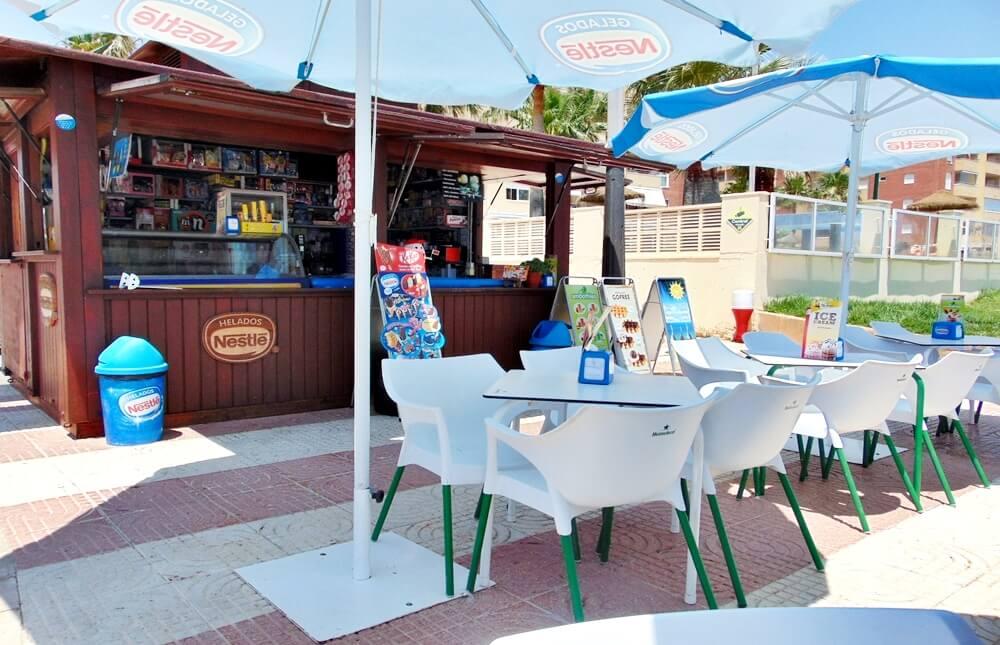 Kiosco María - Roquetas de Mar