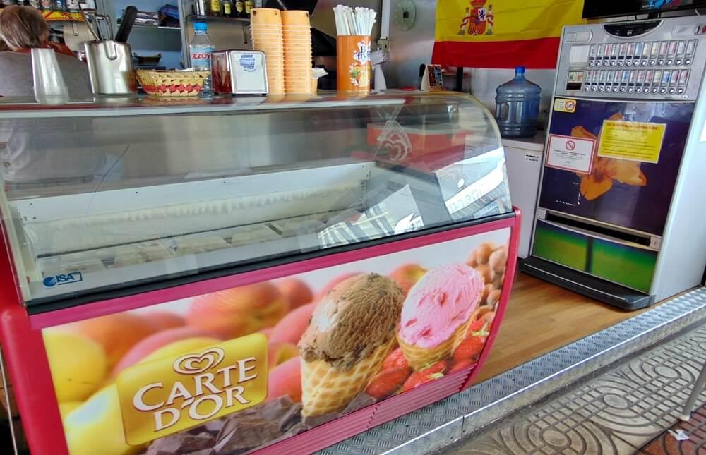 Las Delicias Coffee shop - Aguadulce (Roquetas de mar)