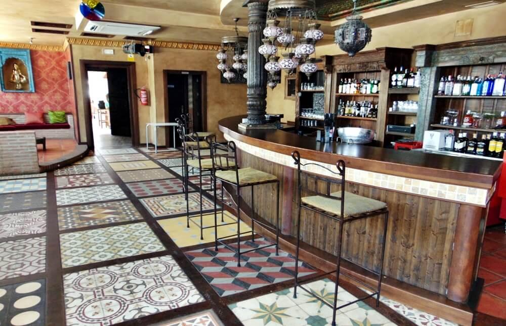 Restaurante Argentino Martín Fierro - Las Negras (Cabo de Gata - Almería)