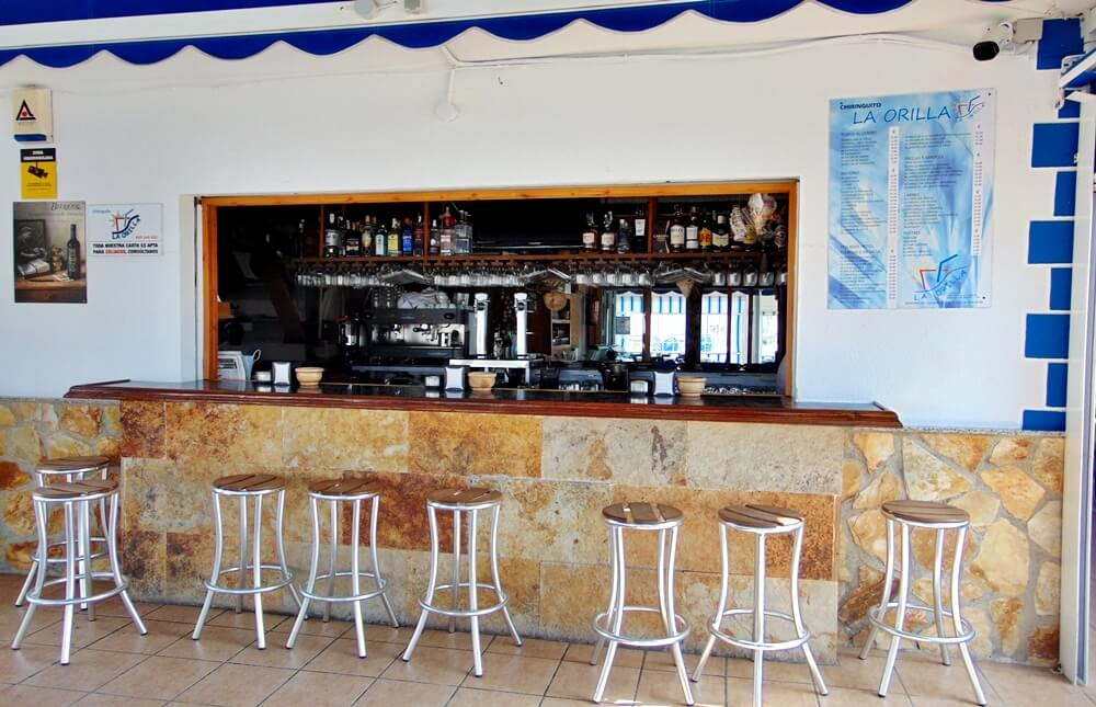 La Orilla Restaurant - Roquetas de Mar