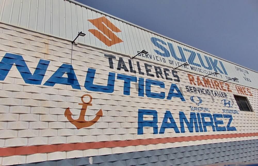 Talleres Ramírez Inés - Roquetas de Mar