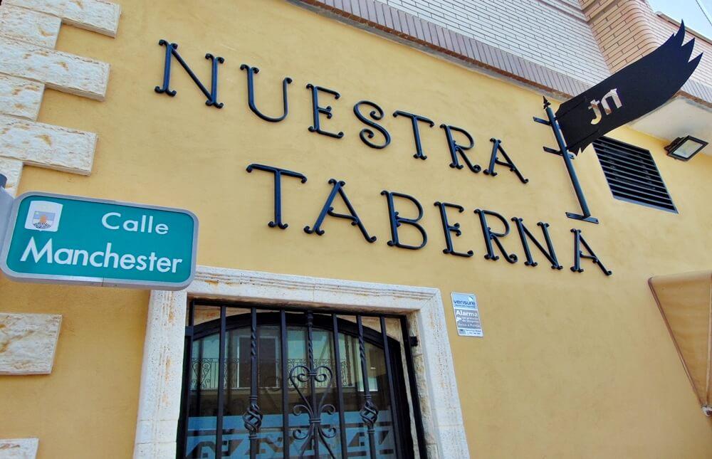 Nuestra Taberna - Aguadulce (Roquetas de Mar)