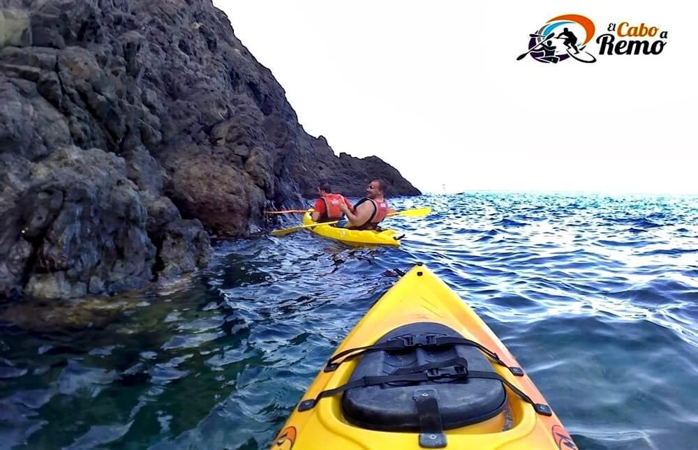 El Cabo a Remo - Cabo de Gata
