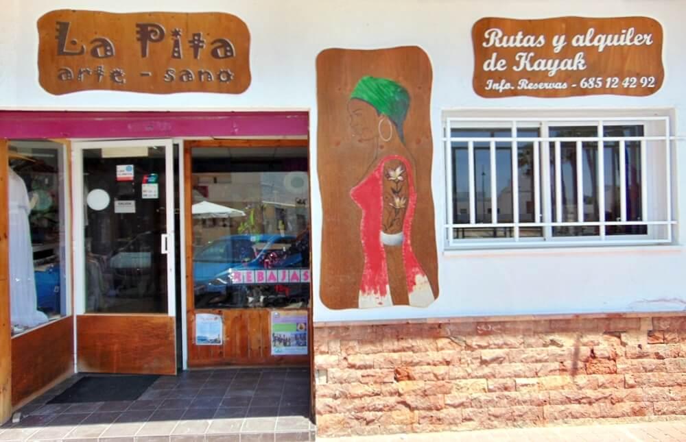 La Pita arte-sano (Cabo de Gata - Almería)