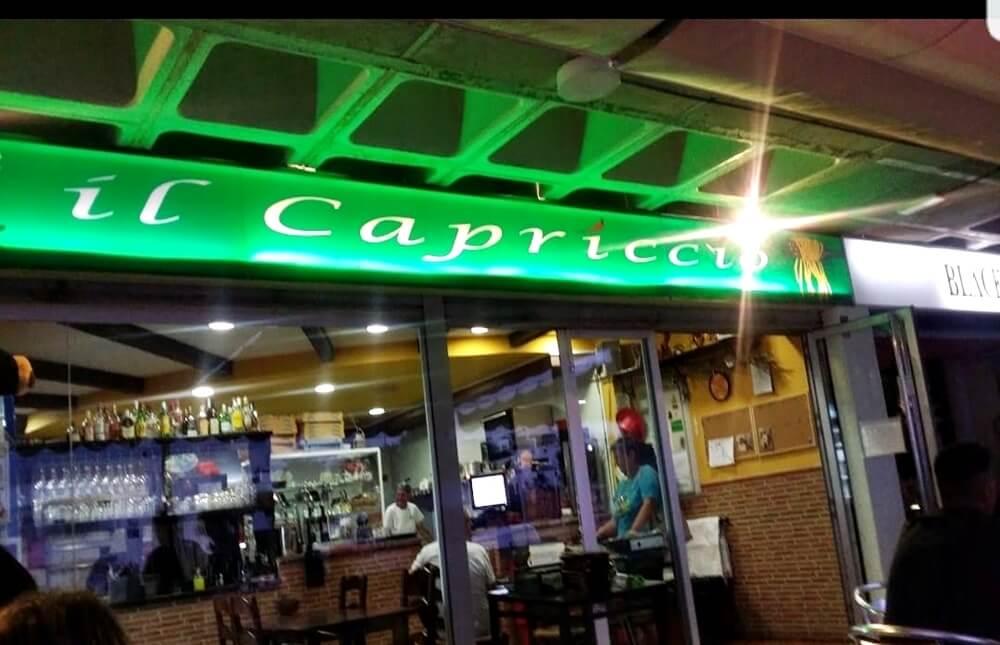 Il Capriccio - Las Negras (Cabo de Gata)
