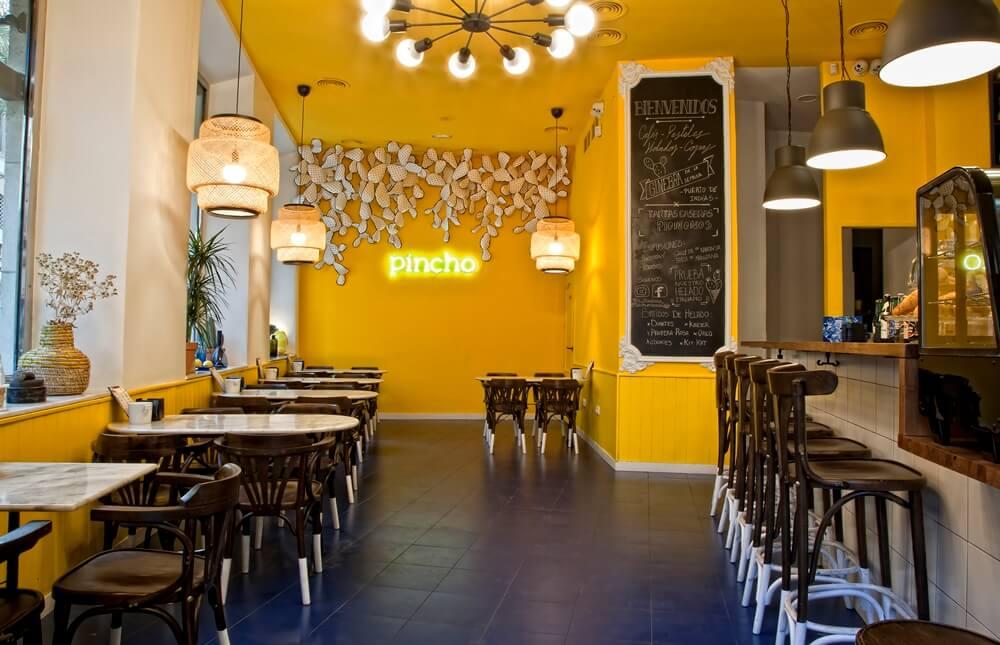 La Chumbera Cafe - Almeria