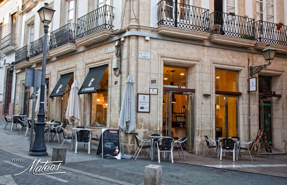 Cafetería La Chumbera - Almería