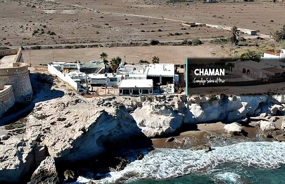 Discoteca Chamán - Los Escullos (Cabo de Gata)