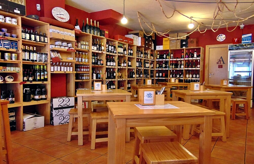 San Jose grocery store - Cabo de Gata