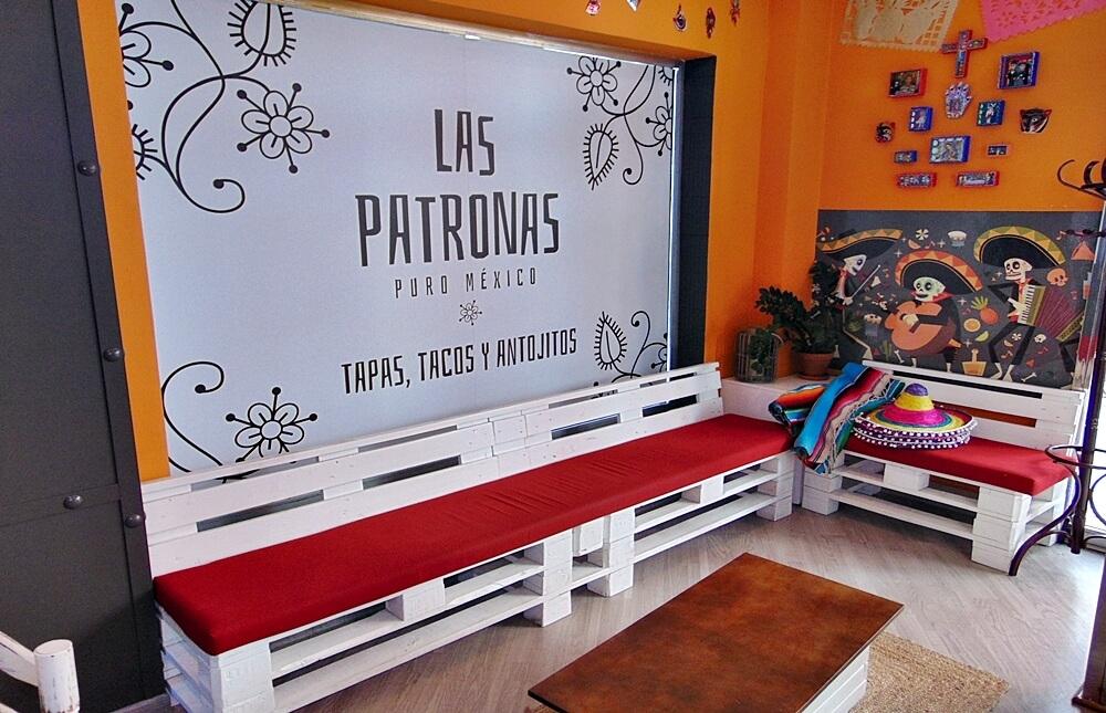 Restaurante mexicano Las Patronas - Roquetas de Mar