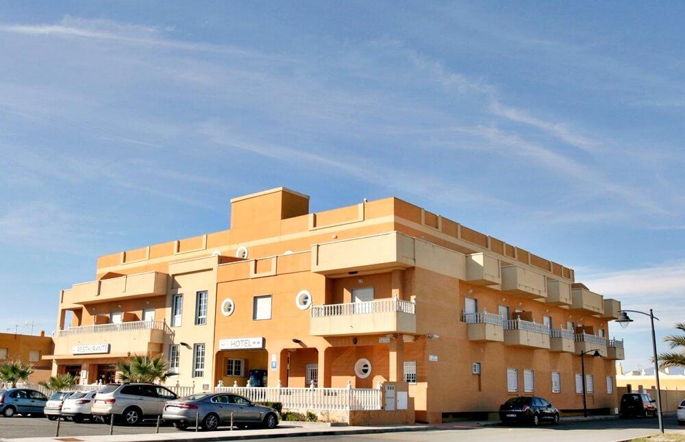 Blanca Brisa Hotel - Cabo de Gata