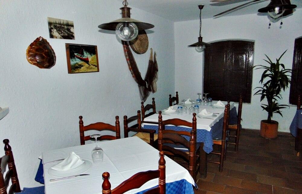 La Palma Restaurant - Las negras (Cabo de Gata)