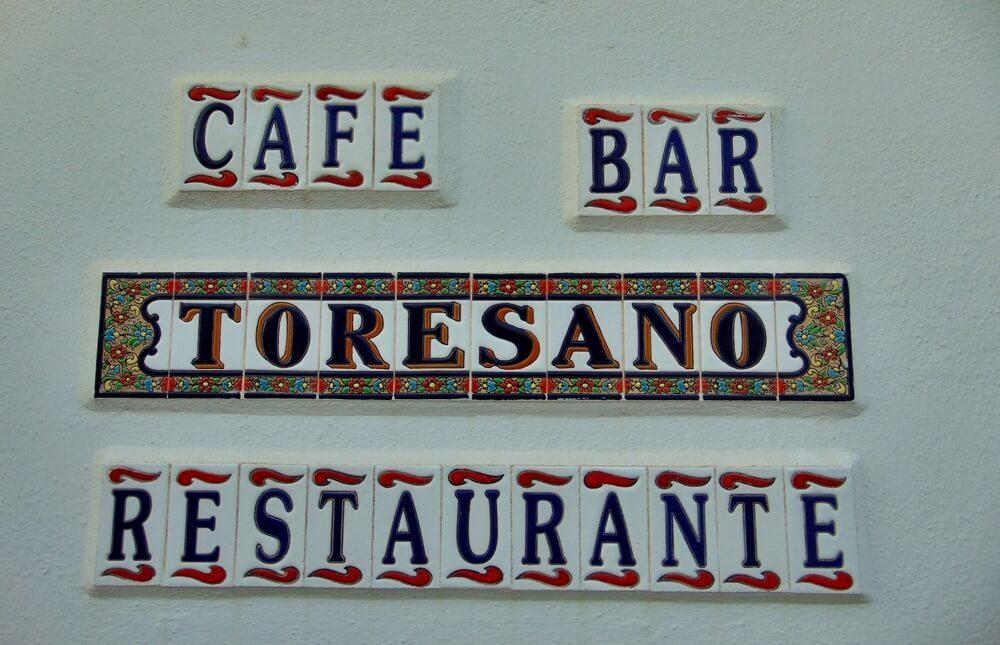 Bar Restaurante Toresano - Las Negras (Cabo de Gata)
