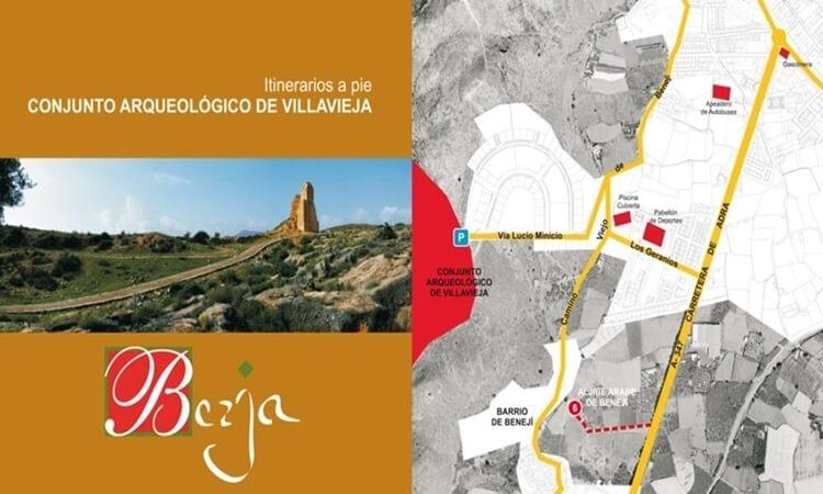 Conjunto Arqueológico de Villavieja (Berja)