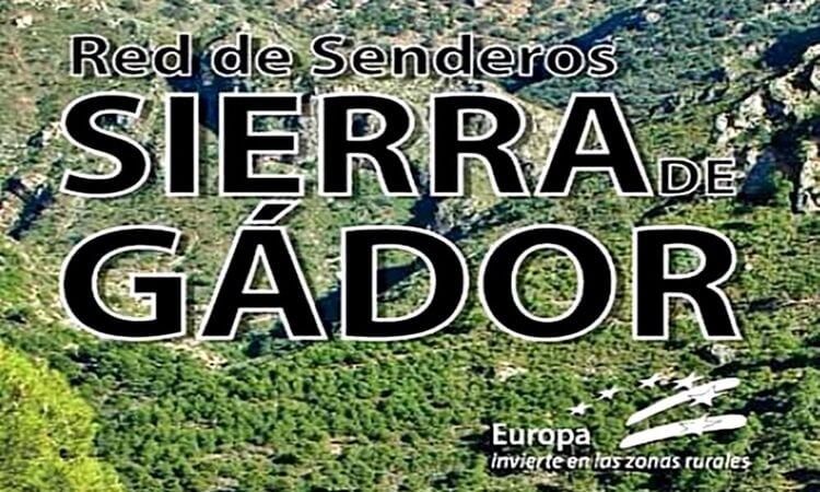Red de senderos Sierra de Gádor