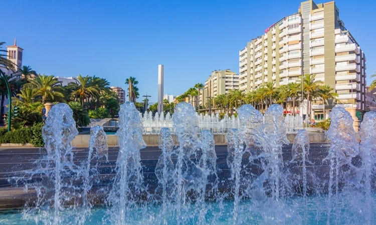Nicolas Salmeron Park (Almeria)