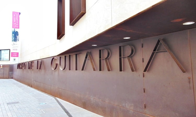 Spanish Guitar Museum (Almeria)