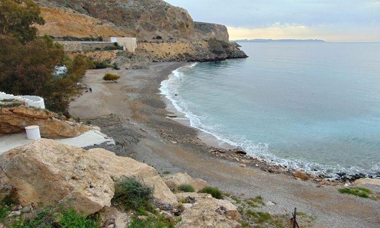 Playa de la Garrofa (Almería)