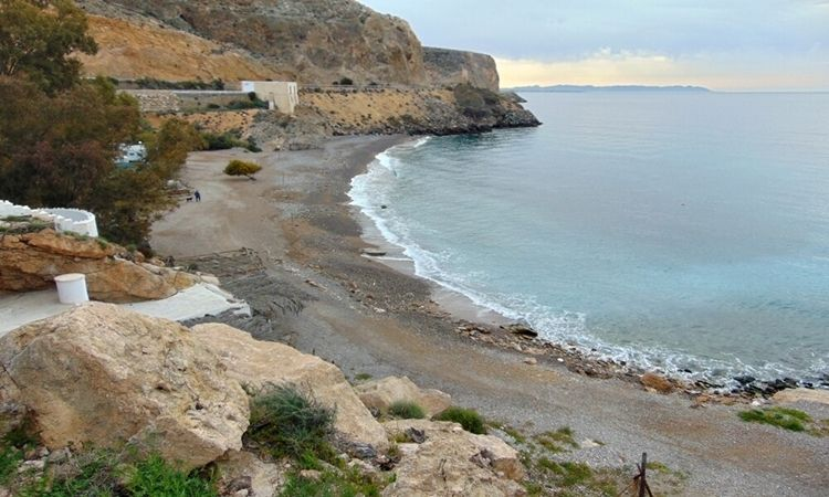 La Garrofa Beach (Almeria)