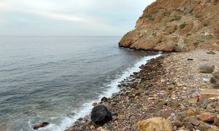 Playa de San Telmo (Almería)