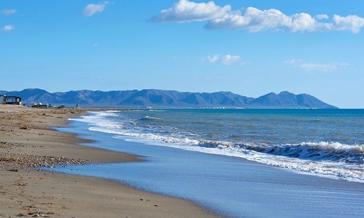 Playas de Retamar y El Toyo (Almería)