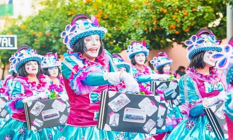 Carnivals - Almeria
