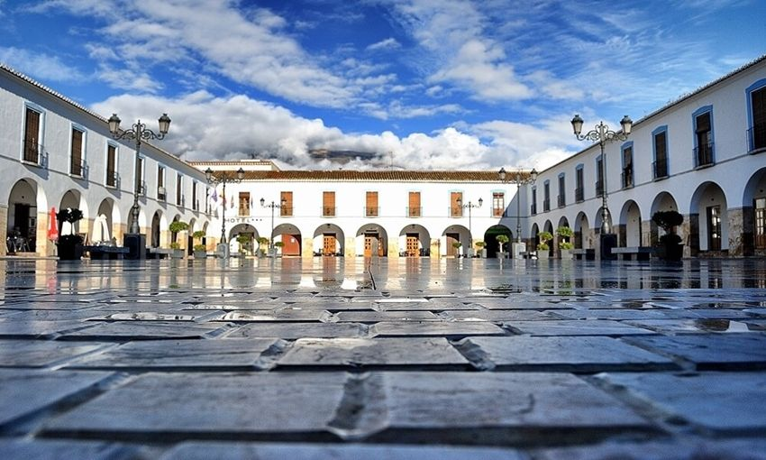 Plaza Porticada (Berja)