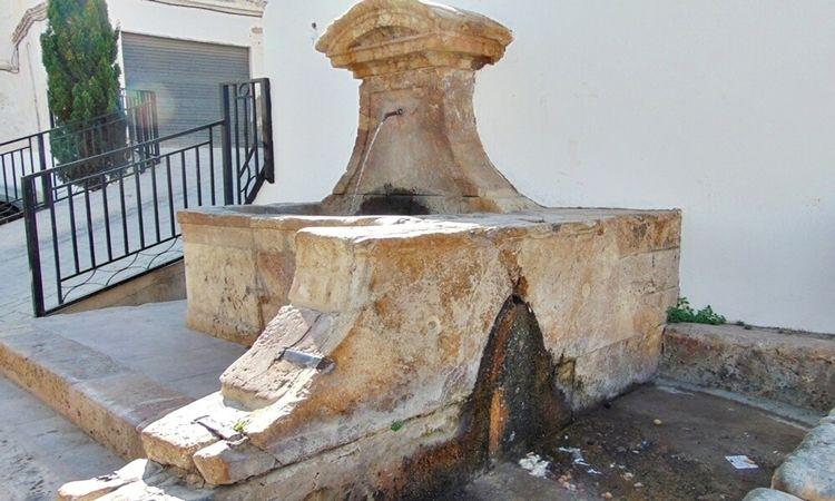 Toro Fountain (Berja)