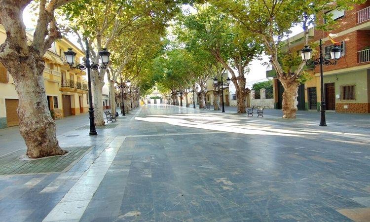 Cervantes Boulevard (Berja)