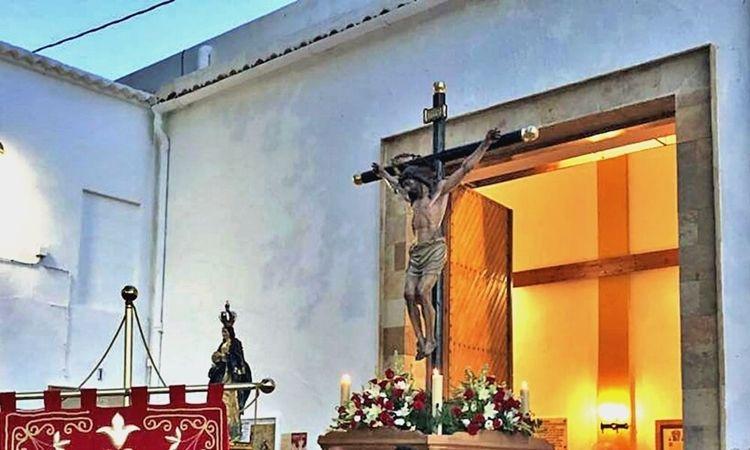 San Juan Baptist Church (Beneji - Berja)
