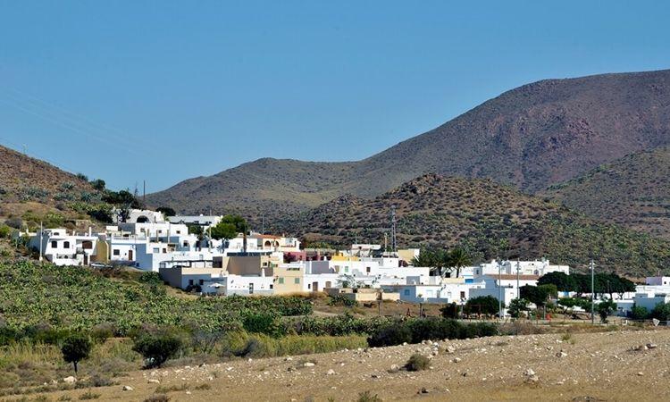 Pozo de los Frailes (Cabo de Gata)