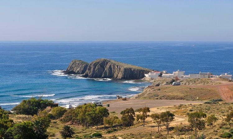 La Isleta del Moro Arráez (Cabo de Gata)