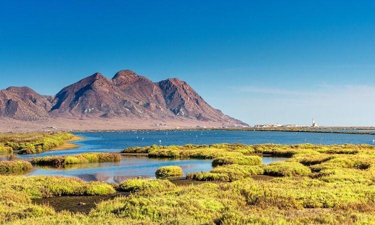 Cabo de Gata Saltworks