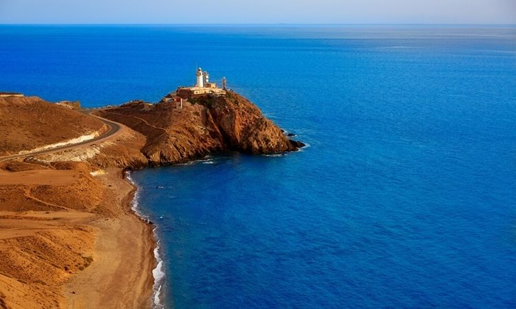 Cabo de Gata Lighthouse (Almeria)