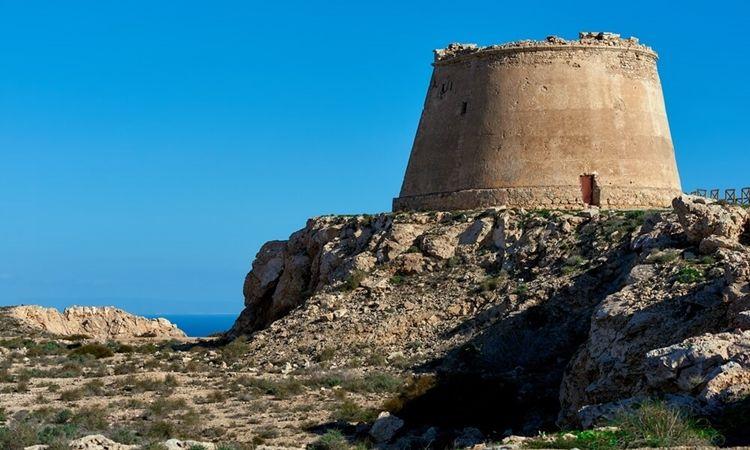 Mesa Roldan Tower (Cabo de Gata)