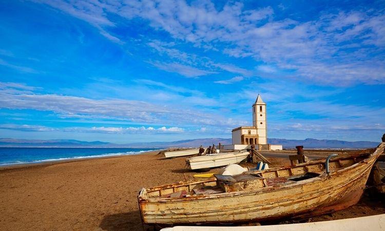 Las Salinas Beach (Cabo de Gata)