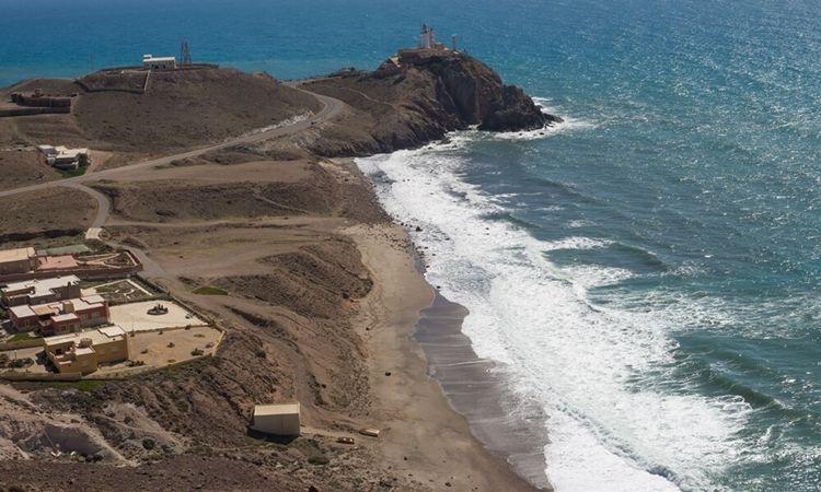 Playa del Corralete (Cabo de Gata)