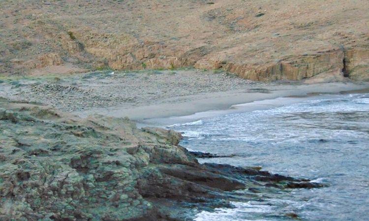 Arena Cove (Cabo de Gata)