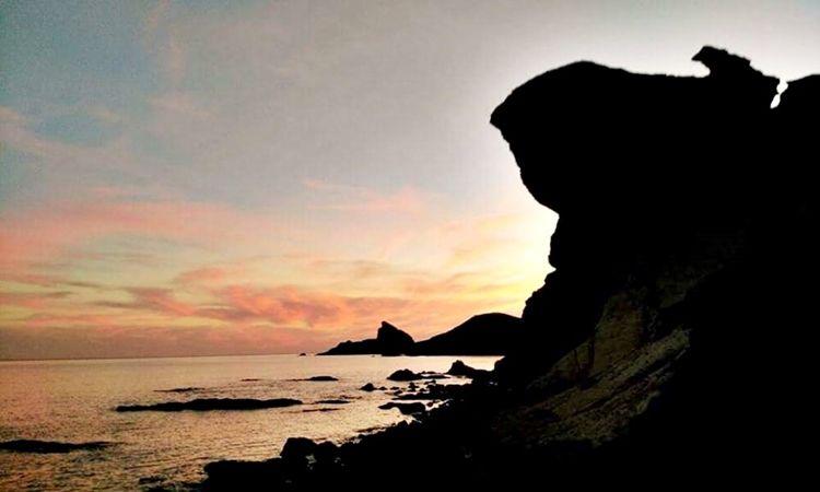 Cala Rajá (Cabo de Gata)