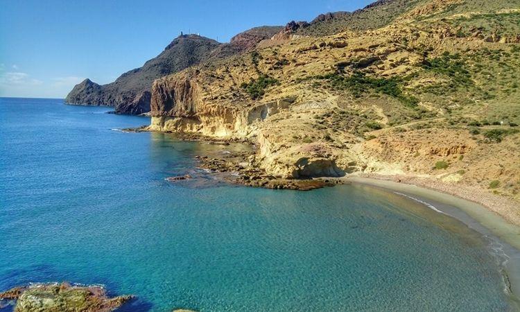 Carbon Cove (Cabo de Gata)